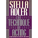 The Technique of Acting