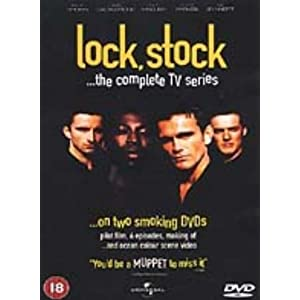 Lock, Stock,... TV Series - Import Zone 2 UK (anglais uniquement) [Import anglais]