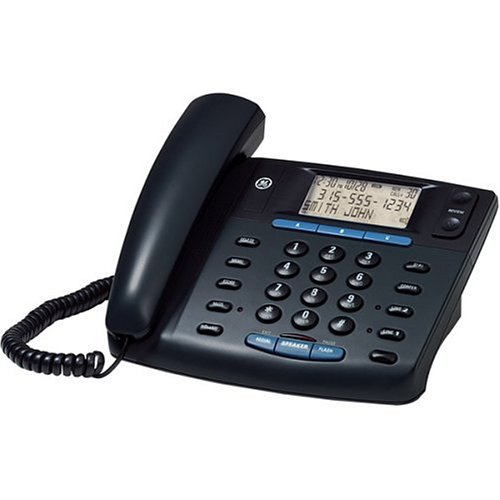 GE 2-Line Speakerphone with Caller ID and Data PortB0006FI5DS