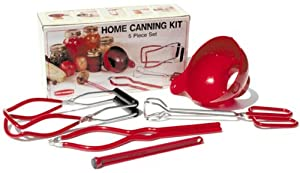 Back to Basics 286 5-Piece Home Canning Kit by Back to Basics