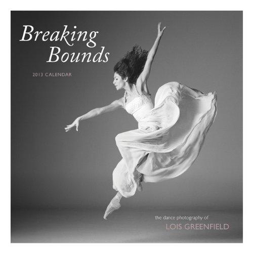 2013 Wall Calendar: Breaking Bounds