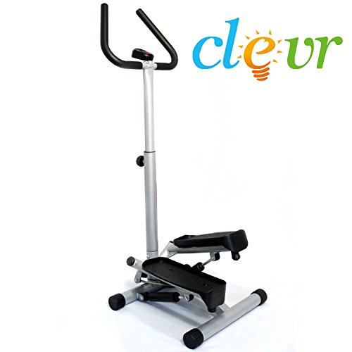 Sale!! NEW Clevr Twister Stepper Step Machine Cardio Training Exercise Stair Climber