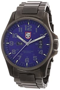 Luminox Atacama 1820 Series Metallic Blue Dial Men's Watch #1824