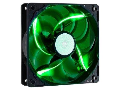 Cooler Master Cooler Master Sickleflowx Green Led Cooler