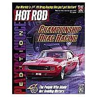 Hot Rod Burnout Championship Drag Racing (輸入版)