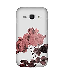 Flowers Samsung Galaxy Ace 3 Case
