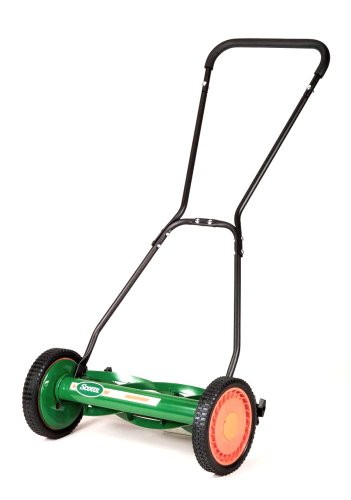 Scotts 815-18S 18-Inch Deluxe Push Reel Lawn Mower