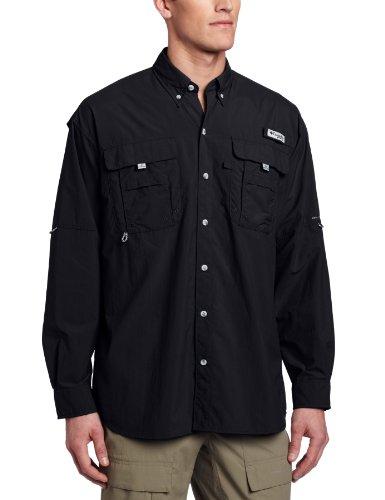 Columbia Men's Bahama II Long Sleeve Shirt (Large,