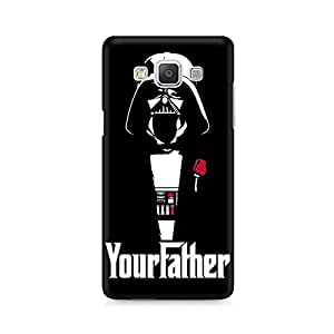 Mobicture Your Father Premium Printed Case For Samsung A7