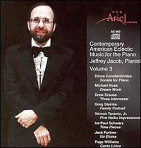 Contemp American Eclectic Music Piano 3