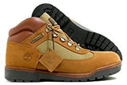 JUNIORS TIMBERLAND FIELD BOOT SUNDANCE (40929), 3.5 M