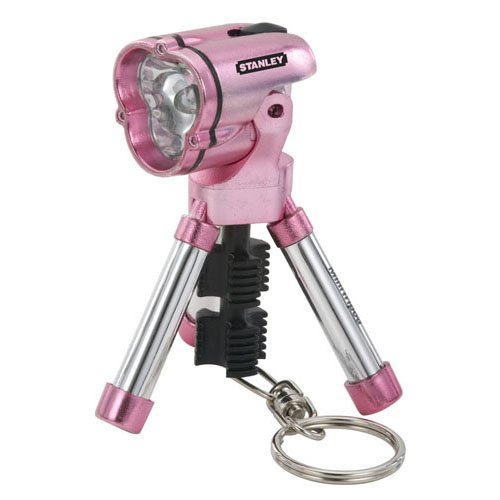 Stanley Tripod Key Chain Light
