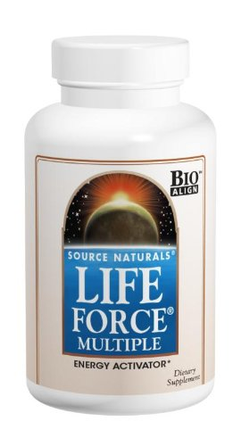 Life Force No Iron 90 Tablets