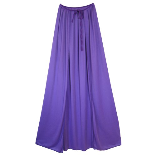"SeasonsTrading 48"" Purple Cape ~ Halloween Costume Accessory"