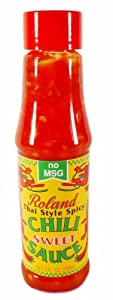 Roland Thai Style Spicy Sweet Chili Sauce - 5 oz from Roland Foods