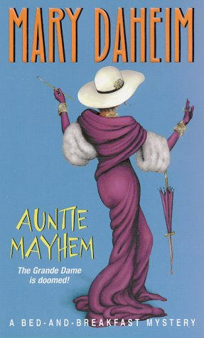 Image for Auntie Mayhem (Bed-And-Breakfast Mysteries (Paperback))