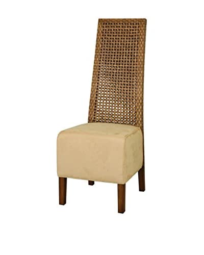 Jeffan Laura Side Chair, Natural