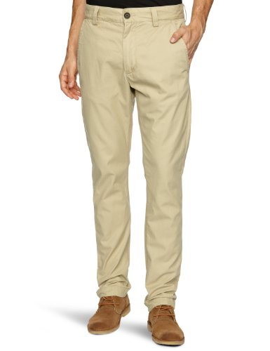 Timberland Tilt Twill Chino Slim Men's Trousers Sand W30INxL34IN