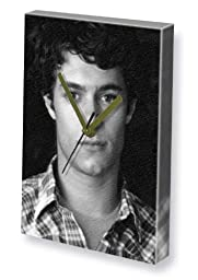 ADAM BRODY - Canvas Clock (A5 - Signed by the Artist) #js001