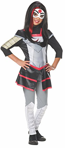 Girls Deluxe Katana Costume