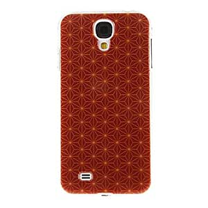 Nice Stereoscopic Pattern Plastic Protective Hard Back Case Cover for Samsung Galaxy S4 I9500 in Multi-color