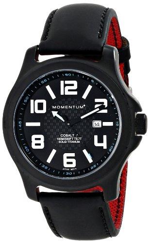 Momentum 1M-SP06B4B - Reloj analógico de cuarzo para hombre