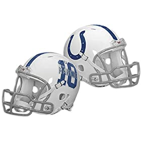 <b>Colts - Riddell Player Replica Mini Helmet - Manning, Peyton ( Manning, Peyton : Colts )</b>