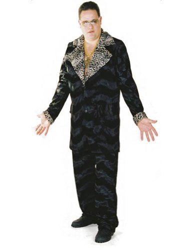 Adult-Costume Big Daddy Xlg Halloween Costume - Adult Extra Large