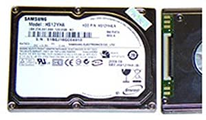 Apple Macbook Air Hdd 120GB Zif Samsung 120G ATA ZIF, MSPA1053, 661-4493, HS12YHA, 655-15 (Samsung 120G ATA ZIF)