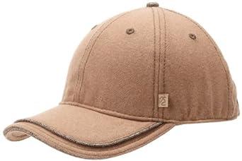 Perry Ellis Men's Baseball Cap, Crimini, One Size