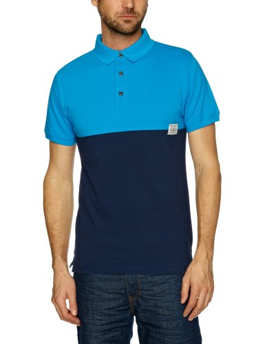 Jack and Jones Glass Polo Men's T-Shirt Blithe Small