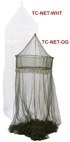 Why Choose The Mosquito Bed Net w/Hanging Ring - Classic White