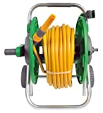 Hozelock 60m Cart With 50m Multipurpose Hose
