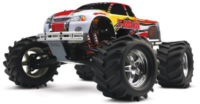 T-Maxx 4WD Truck RTR without Battery TRA4910X
