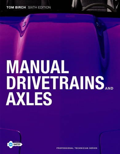 Manual Drivetrains and Axles (6th Edition)