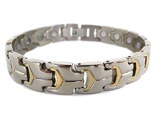 Men and Women's Magnetic Titanium Bracelet Anklet