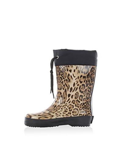 ZZ-Gioseppo Botas de agua Bocanada Leopardo