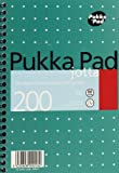 Pukka JM021 Lot de 3 Cahier Metallique