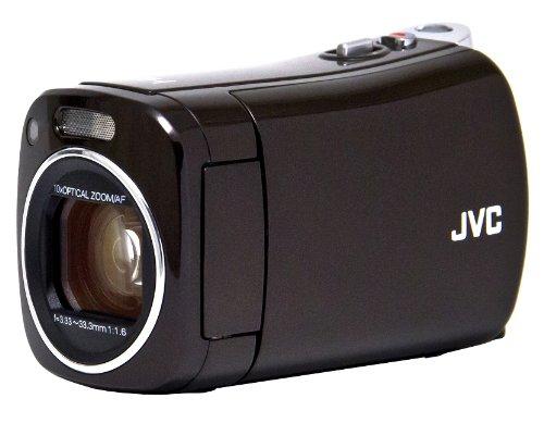 JVC KENWOOD JVC  ビデオカメラ BabyMovie 内蔵メモリー4GB ブラウン GZ-N11-T