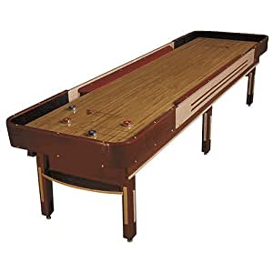 Venture 12 foot grand deluxe cushion for 12 foot shuffleboard table dimensions