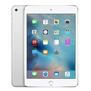 Apple iPad mini4 Wi-Fi 128GB シルバー [MK9P2J/A]