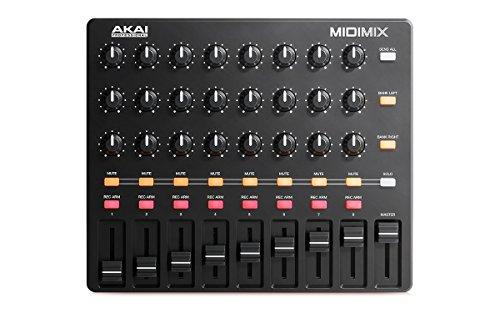 AKAI MidiMix | Transportabler High-Performance Midi Mixer/DAW Controller - 2