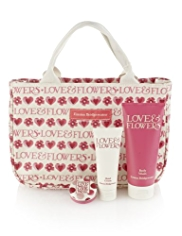 Emma Bridgewater Love & Flowers Handbag