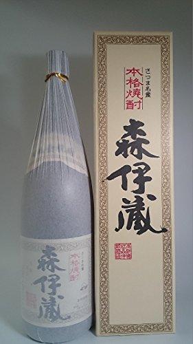 森伊蔵 芋焼酎 25度 1800ml 純正化粧箱入り