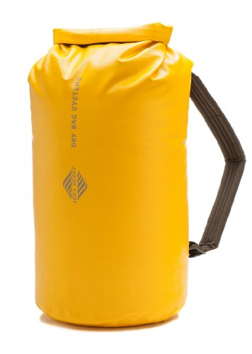 Aqua Quest Aqua-Quest 'Mariner' Waterproof Backpack Dry Bag Day Pack - 20L / 1200 cu. in. - Yellow Model at Sears.com