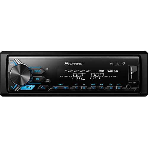 Pioneer MVH-X390BT Vehicle CD Digital Music Player Receivers, Black