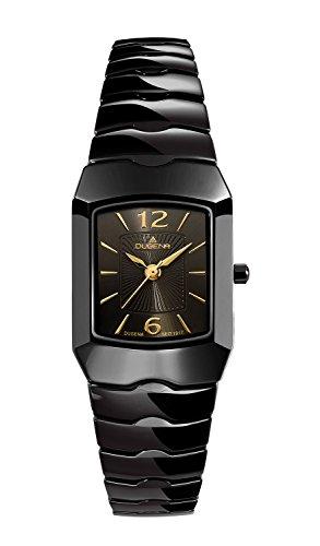Dugena-Reloj de pulsera analógico para mujer con mecanismo de cerámica 4460538