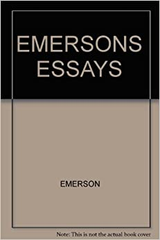 emerson essays audiobook Here in one volume are both the essays: first series and essays: second series from one of the most influential philosophers in american historyalthough ralph waldo.