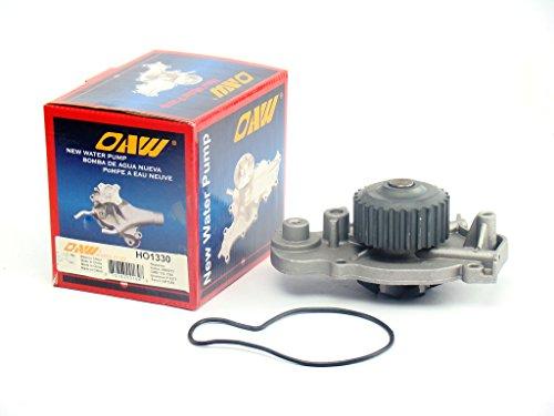 OAW HO1330 Engine Water Pump for Honda Prelude VTEC DOHC 2.2L 1993 - 2001 (93 Prelude Vtec compare prices)