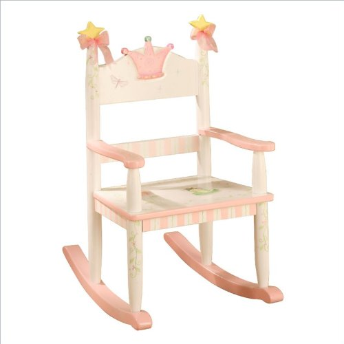 Fantasy Fields - Princess & Frog Rocking Chair